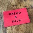 bread and milk brighton
