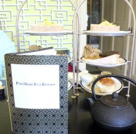 afternoon tea brighton; the pavilion 10
