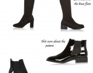 Autmn winter boot preview