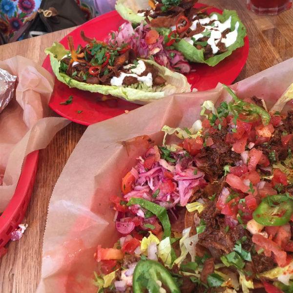 la choza brighton mexican food 2