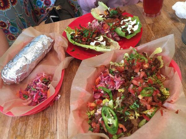 la choza brighton mexican food 3
