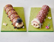 colin and connie the caterpillar get married