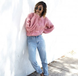 how to style mum jeans 2