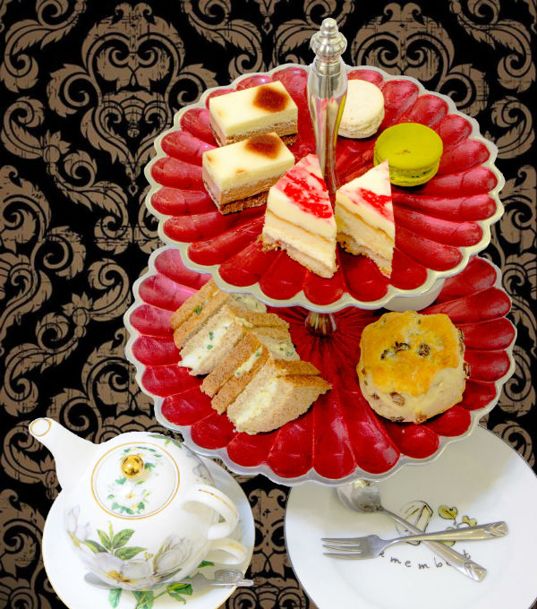 afternoon tea mothers day brighton 2017
