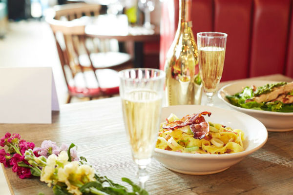 bella italia mothers day meal - 2017 free glass of bubbles for mum