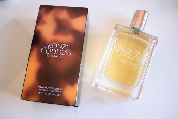bronze goddess estee lauder collection 2017